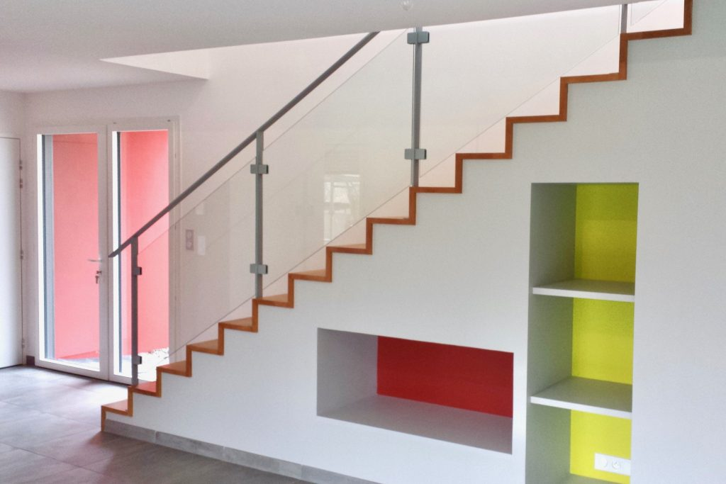 Escaliers Garde-corps