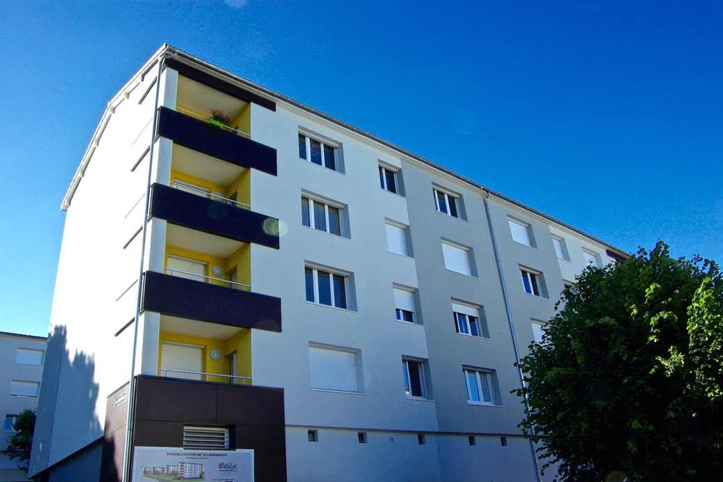 Valette 76 logements Bressuire