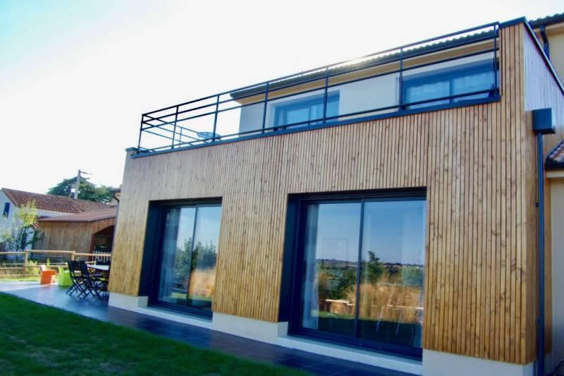 Terrasses, bardages pergolas bioclimatiques