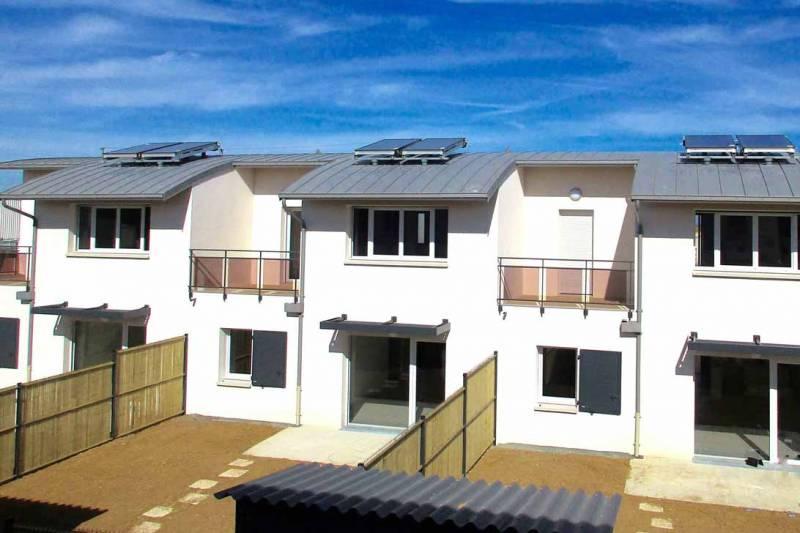 18 logements Saint Xandre