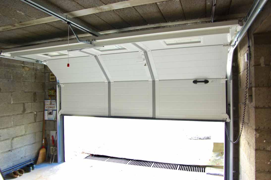 Portes de service, de garage